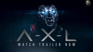 AXL Science Fiction , Mystery, Adventure Movie Trailer 2018