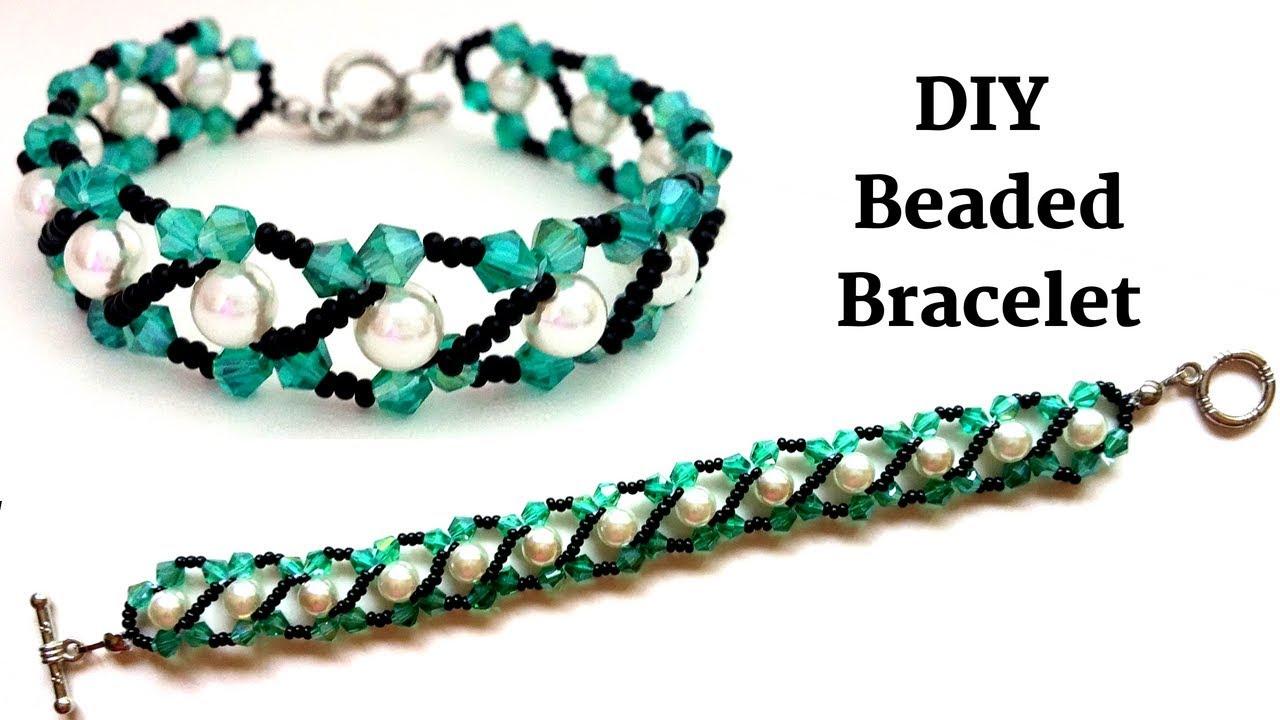 Diy Beaded Bracelet Handmade