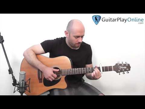 Better together (Jack Johnson) - Acoustic Guitar Solo Cover (Violão Fingerstyle)