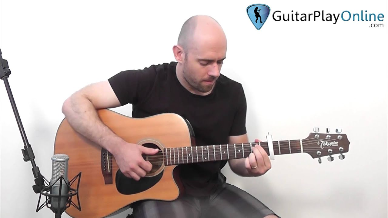 Leandro Kasan Learn How To Play Acoustic Guitar Chords