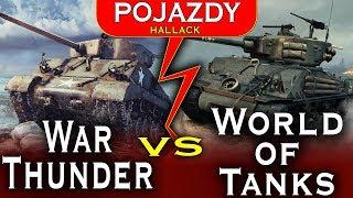 War Thunder vs World of Tanks - modele pojazdów - gdzie lepsze?