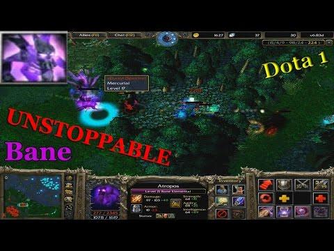 Bane Elemental UNSTOPPABLE - Dota 1 Atropos