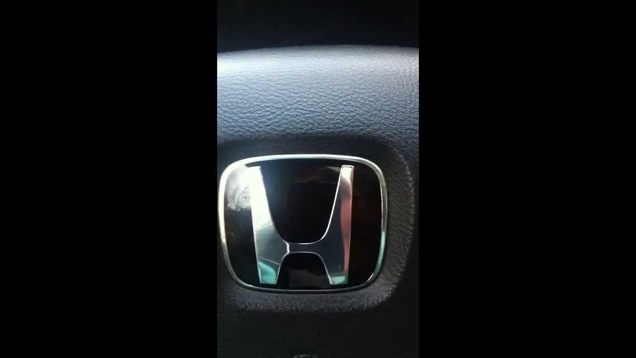 Диагностика Honda Accord VII