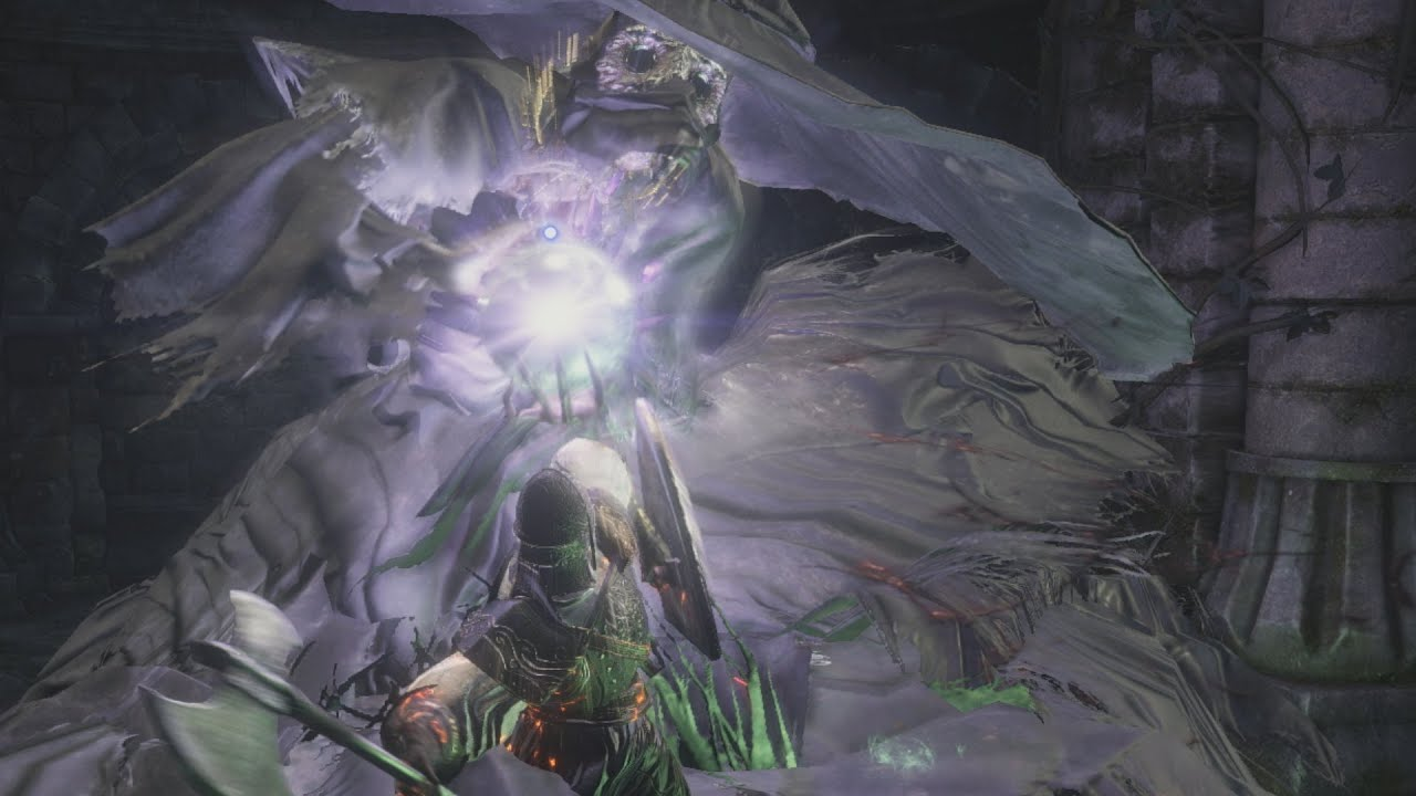 Crystal Sage Dark Souls 3 Wiki - Year of Clean Water