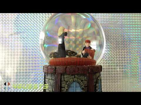 Harry Potter Musical Snow Globe (Eine Kleine Nachtmusik)