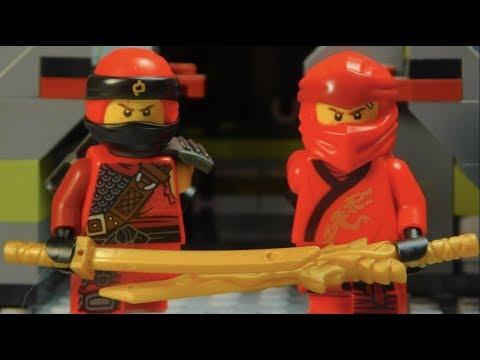 Lego ninjago hunted kai vs legacy kai youtube - Ninjago vs ninjago ...