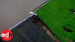 Whaley Bridge Dam Collapse: Town Evacuated Over Flood Fears