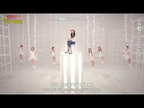 [Vietsub + Engsub + Kara] F-ve Dolls/ 5Dolls (파이브돌스) - Can You Love Me (feat Dani T-Ara)
