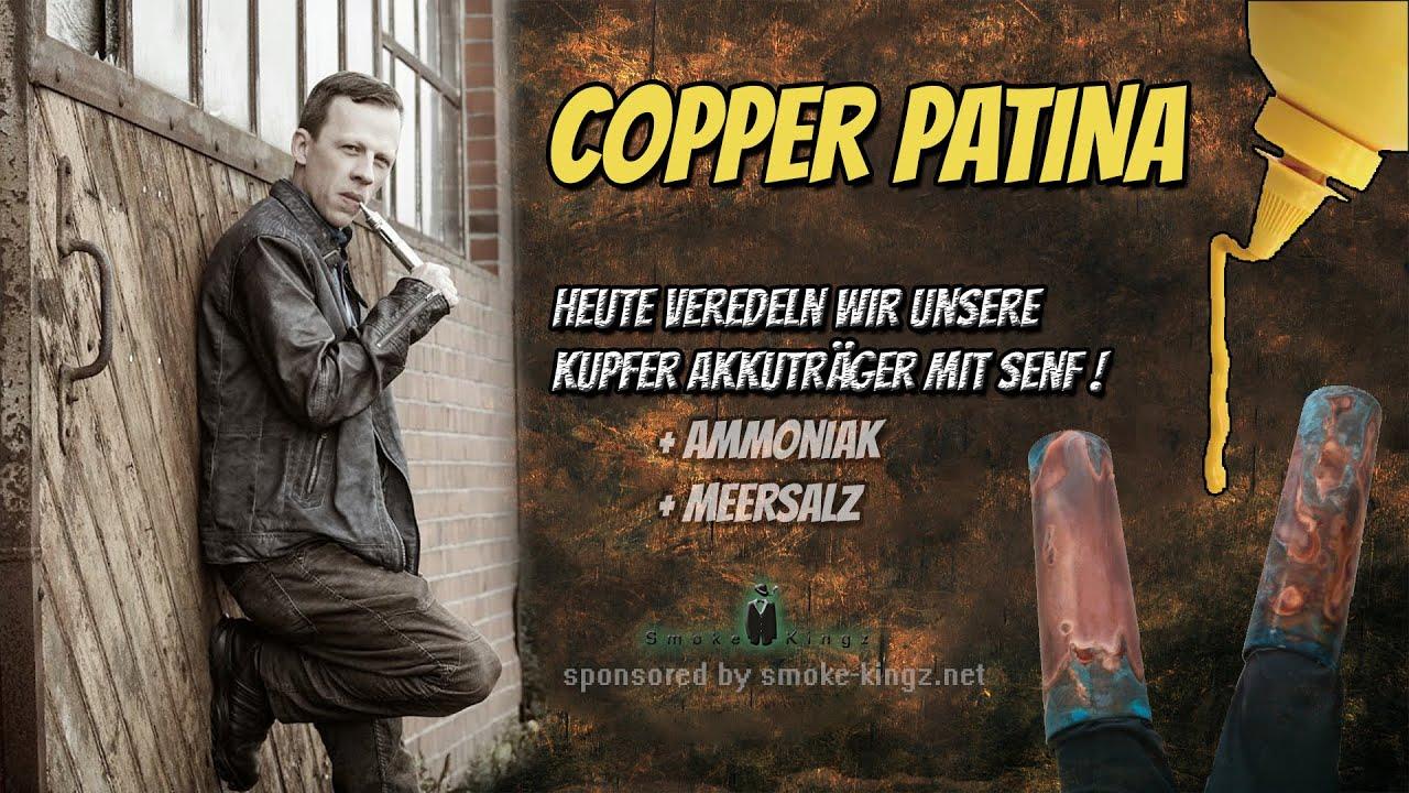 copper patina die senf kupfer patina anleitung youtube. Black Bedroom Furniture Sets. Home Design Ideas