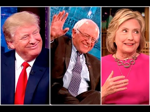 Bernie, Trump & Hillary: Sex, Politics and Appeal with Dr. Melvyn Lurie