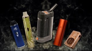 2015 Vape Pen Review: Top 5 Flower Vaporizers(, 2015-05-25T12:46:20.000Z)