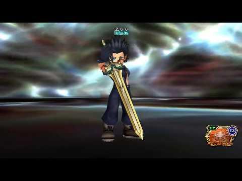 DFFOO Dimensions End Entropy Tier 4 Zack Solo