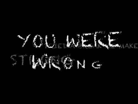 Icon For Hire - You Were Wrong Lyrics