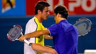 Federer v Safin - Australian Open 2009 - Remastered in HD