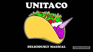 UNITACO DELICIOUSLY MAGICAL T-SHIRT Launch promo taco tee