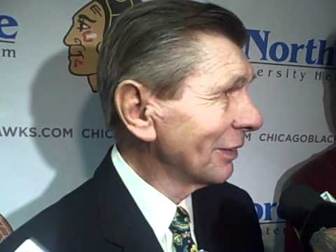 Quality time with Stan Mikita