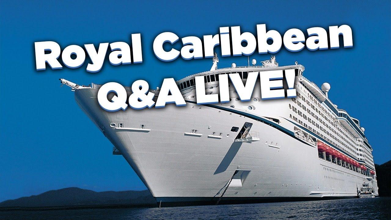 🔴 LIVE: Royal Caribbean cruise talk!