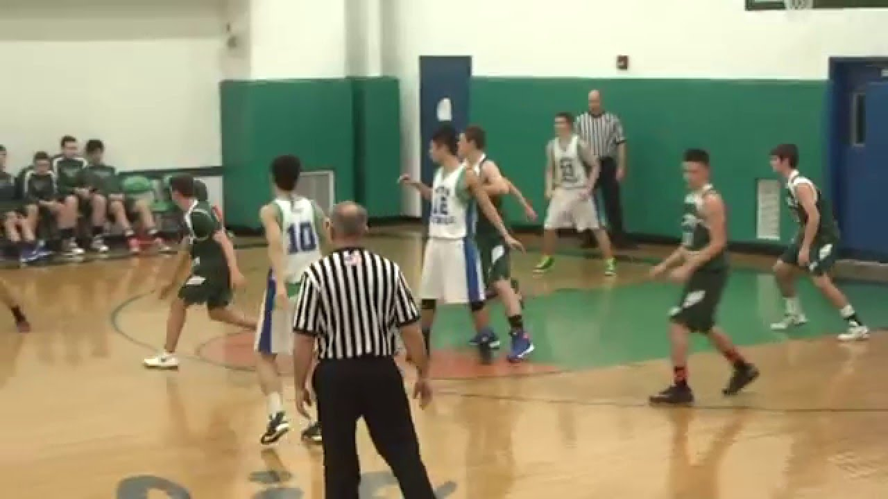 Chazy - Seton Catholic Boys  1-19-16