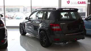 BRABUS Exclusive Program For The Mercedes GLK Videos