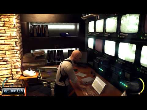 Hitman: Absolution Gameplay (PC HD)