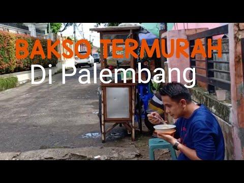 Indonesia Palembang Street Food: Bakso Solo
