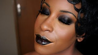 Josephine Baker Makeup Tutorial | Black History Series Part 2