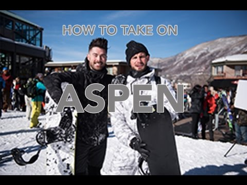 A VERY GAY SKI WEEK  FT. NICO TORTORELLA