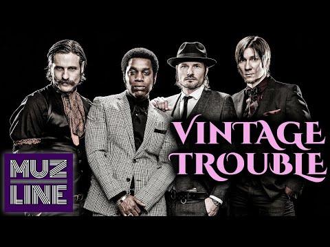 Vintage Trouble - Live at Gurtenfestival 2014