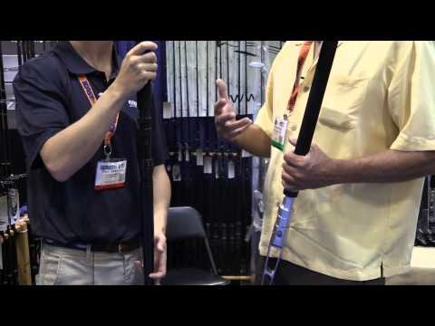 Blackfin Stand Up Rod At ICAST 2014