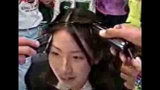 Repeat youtube video テレビ番組 罰ゲームで女子バリカン断髪