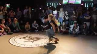 DHQ Fraules (feat.Ruslan Maliev) judge performance in U-13 anniversary