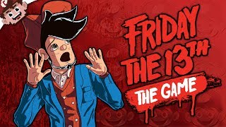 jason s revenge   terror in the woods friday the 13th the game