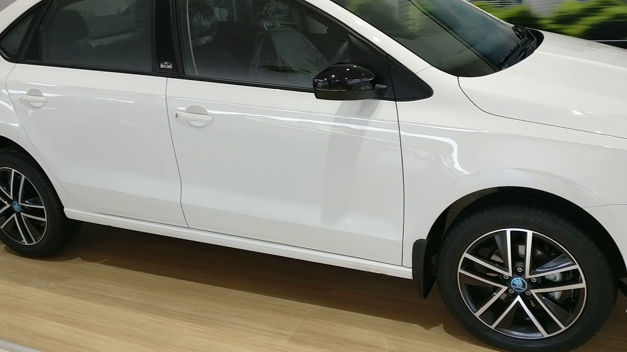 Skoda Rapid Monte Carlo White Edition 2017 India Youtube
