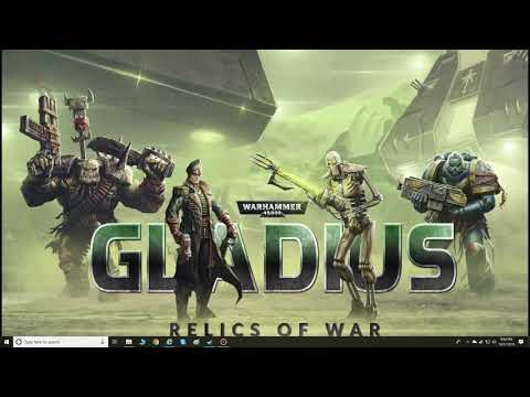 Warhammer 40K Gladius Relics of War DLC Announcement |