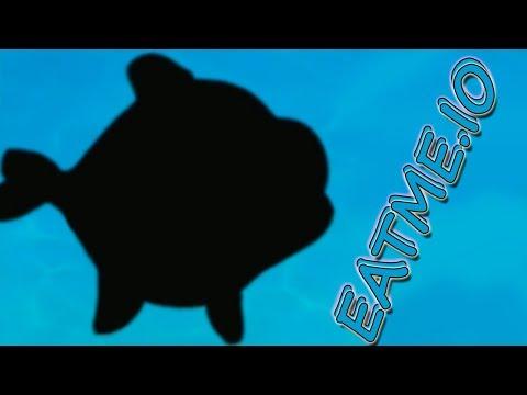 EATME.IO Dolphin \ Еще Одна Новая рыбка Дельфин - Eatme.io: Hungry fish fun game