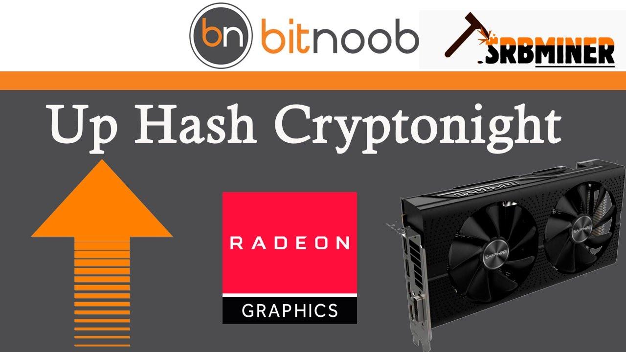 🛑 Melhor minerador para Cryptonight para Placas AMD (SRB Miner)
