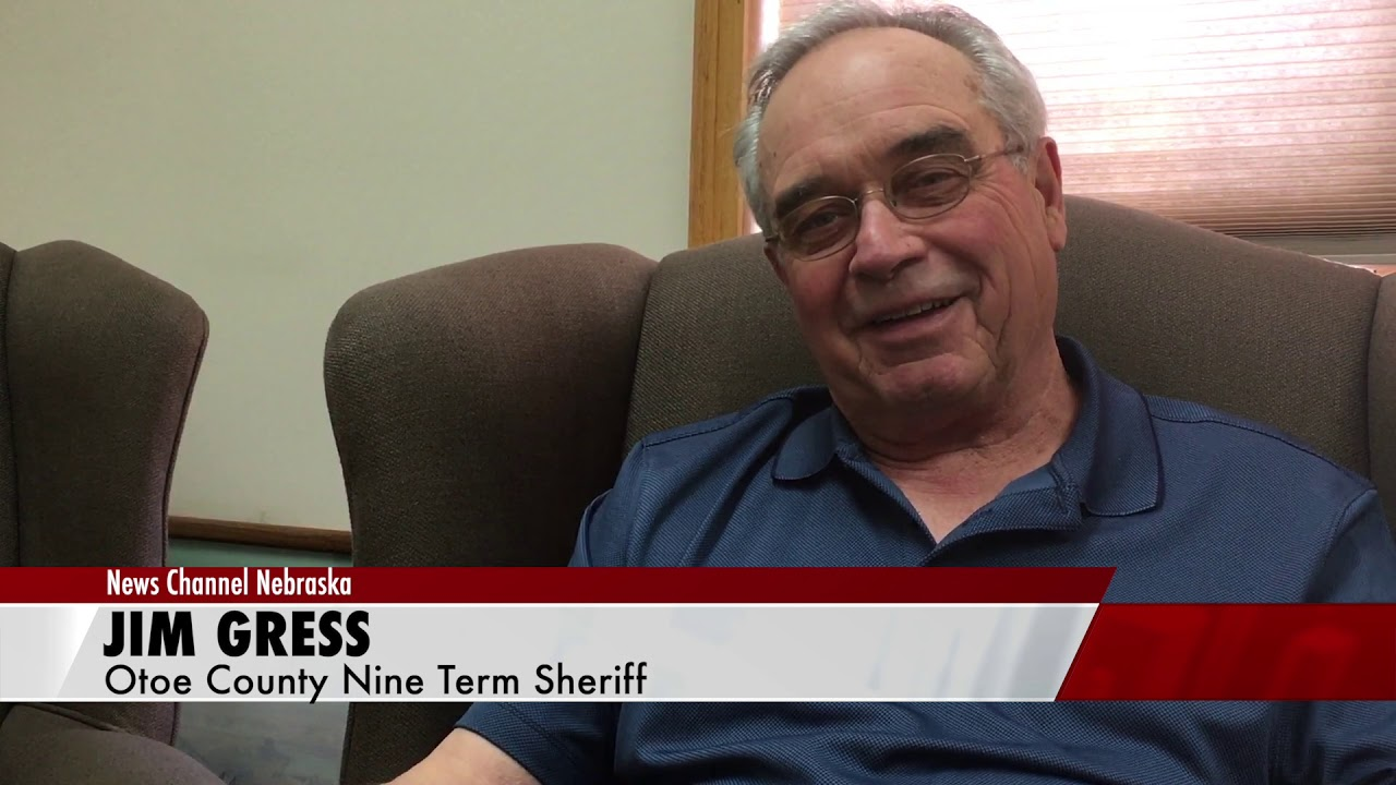 Gress Surpasses Prohibition Era Sheriff For Years Of Service