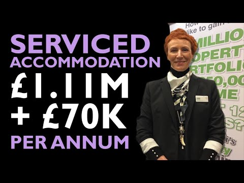 Annie Vinton | Property Case Study | Serviced Accommodation  |  Property Mastermind Programme (MM24)