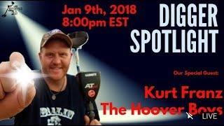 DIGGER SPOTLIGHT Live Show on YouTube! Let's BREAK the Internet