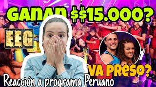 Mi Reacción a ESTO ES GUERRA (Programa Reality Peruano) | Pao Acevedo