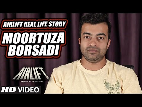 AIRLIFT Real Life Stories | 1990 Kuwait AIRLIFT | MOORTUZA BORSADI | T-Series