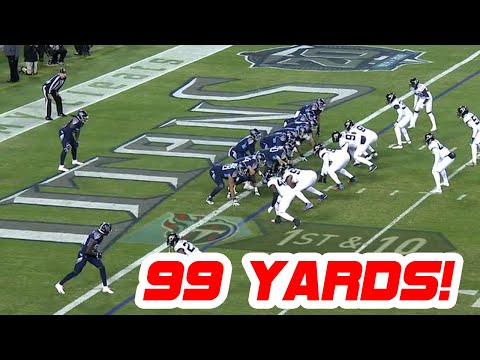 Longest Runs in NFL History (2020) | 90+ Yards