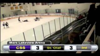 Saint Scholastica Hockey