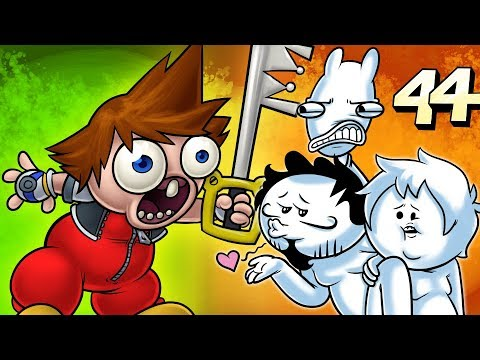 Oney Plays Kingdom Hearts WITH FRIENDS - EP 44 - Pant