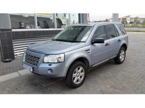 2007 FREELANDER 2 HST GS AUTOMATIC
