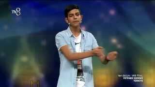 Yunus Karaca'nın Yarı Final Performansı - Yetenek Sizsiniz (6.Sezon 48.Bölüm)