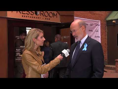 Governor's Awards for the Arts: Interview with Governor Tom Wolf
