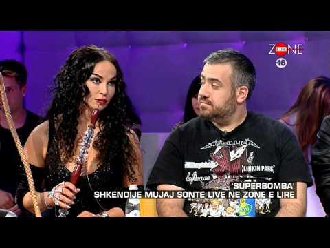 """Zone e lire - """"Superbomba"""" Shkendije Mujaj Live ne Zone e Lire! (22 maj 2015)"""