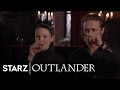 Never Have I Ever w/ Caitriona Balfe & Sam Heughan | Outlander | STARZ
