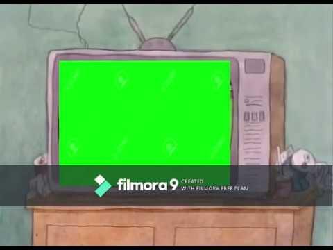 Beavis And Butt-Head Watching Green Screen